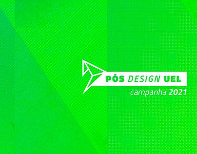 Pós Design - UEL 2021 Redes Sociais