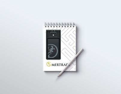Фирменный стиль компании Mertrade
