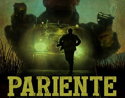 Pariente Movie - Promo Poster & Webpage Design