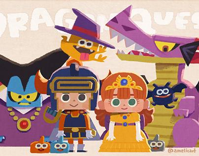 Dragon Quest fanart