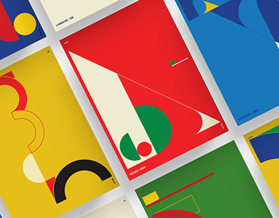 City Poster Series