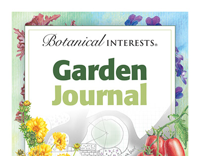 Botanical Interests Garden Journal