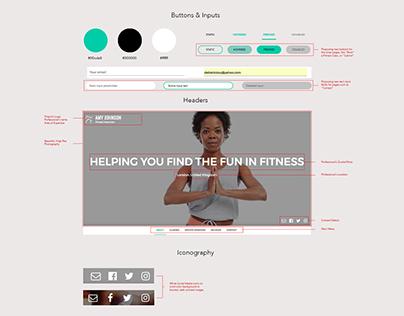 Fitsprint UI Toolkit