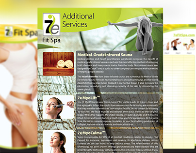 7eFitSpa (Ads & Brochures)
