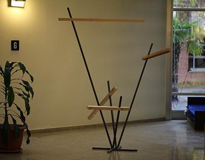 Denge (Equilibrium), Sculpture