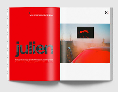 Patron Magazine: Photographer Julien Magre