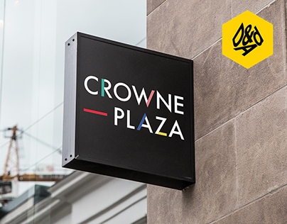Crowne Plaza Branding D&AD New Blood 2017 Winning Entry
