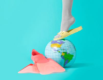 Gilofa, Compression socks