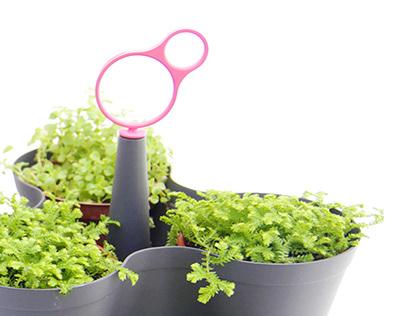 3x3 Modular Flower Pot