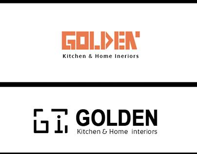 LOGO Design for Kitchen & home interiror shop