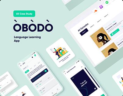 Obodo - Language learning App