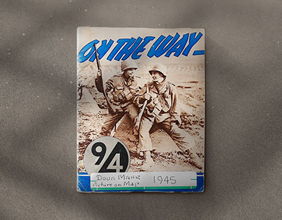 Digital Record - On The Way - WWII Booklet/1945