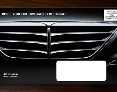 100% Hyundai Direct Mail