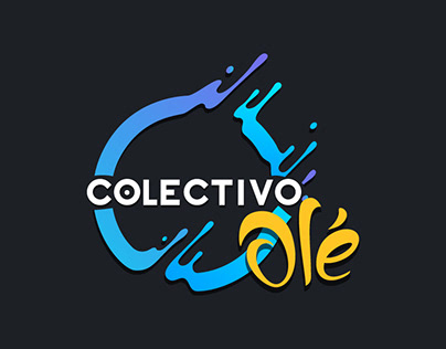 Logo Design Colectivo Olé