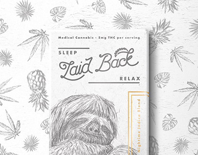 Laid Back: Edibles for Relaxing.