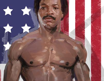Apollo Creed / Rocky IV