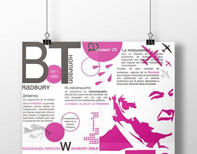 Graphic   Infografía: BRADBURY THOMPSON