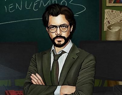 The Professor (Money Heist)