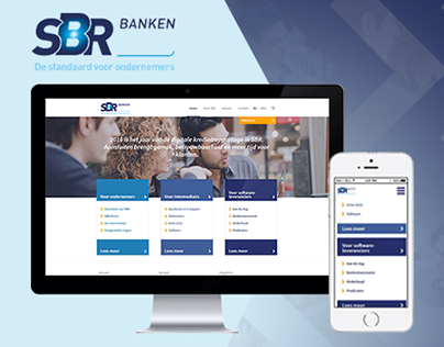 SBR banken website