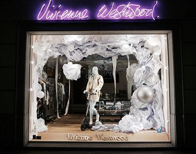 Shop Window Vivienne Westwood SS19 Milan/Paris/London