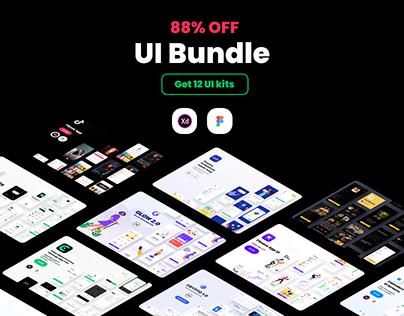 UI Bundle (12 Ui Kits)
