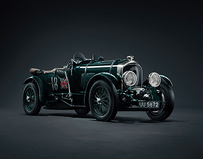 Bentley Blower / GT #9