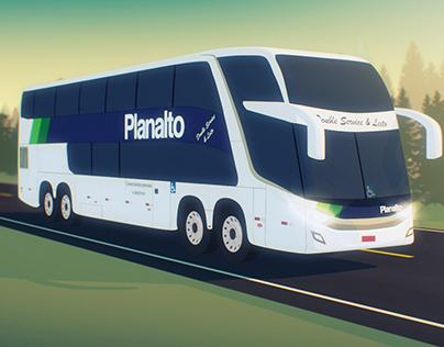 Double Decker Planalto