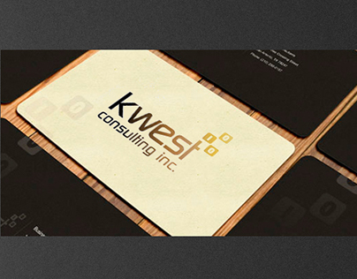 Corporate identity - KWEST Consulting