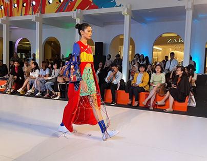 Allawn at Fashion Nation 2019