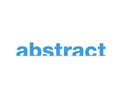 Revista Abstract - Diseño Editorial