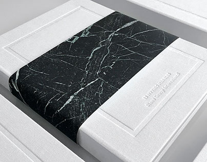 STONEGROUP // COLLECTIBLE BROCHURE