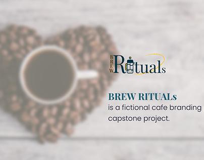 Brew Rituals Café Branding