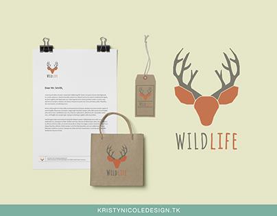 wildlife logo design