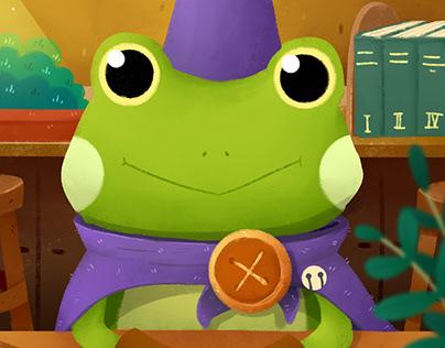 Magic School Apprentice