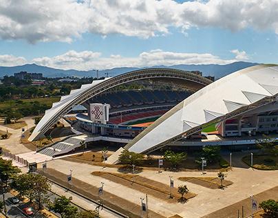 National Stadium Costa Rica