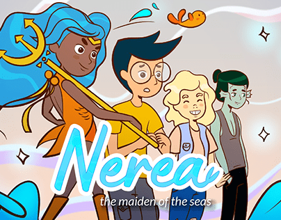 Nerea: The Maiden of the Seas (Pitch Bible)