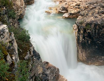 Long Exposure Water Movement