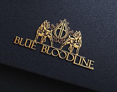 Blue BloodLine Dog Kennel Identity