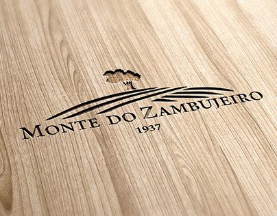 "Logo Design l Rural Tourism ""Monte do Zambujeiro"""