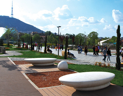 Rike Park, Tbilisi - CMD
