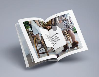 Look Book | Ross & Snow