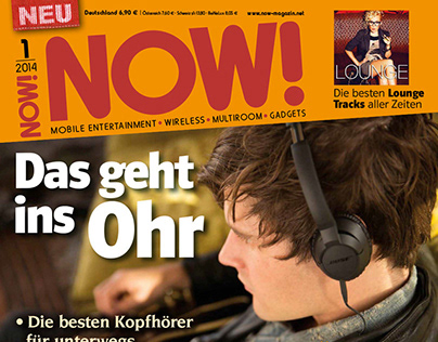 NOW! Cover-Design