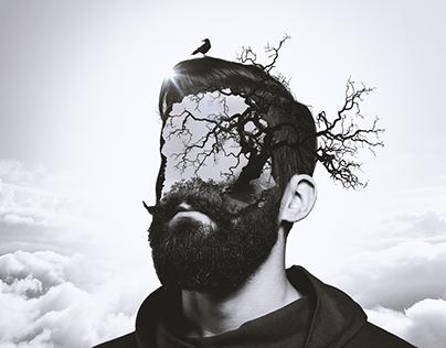 Darkest person in the sky.