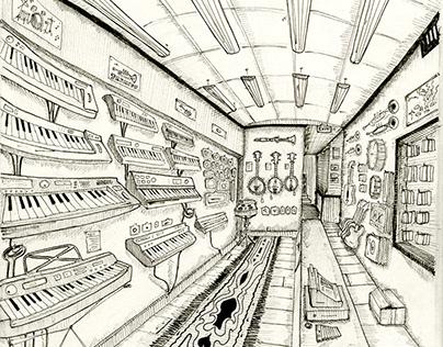 Music Illustration Series