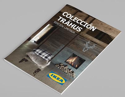 IKEA Träus layout design