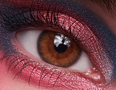 Beauty   Macro Eyes