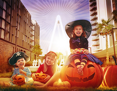 Bluewaters Halloween Campaign