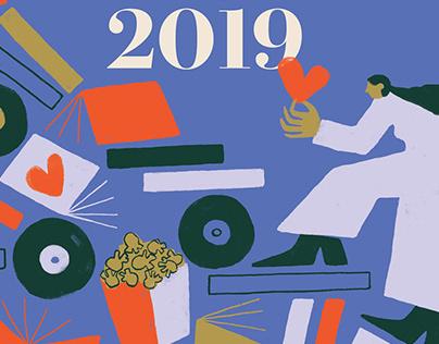 Le Devoir - Palmarès culturel 2019
