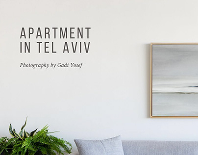 Apartment in Tel-Aviv