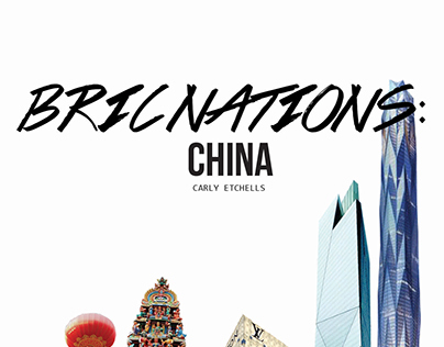 BRIC NATIONS: China Essay
